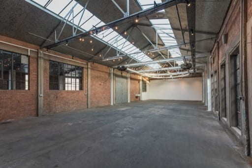 Hoxton Warehouse Property Shoot